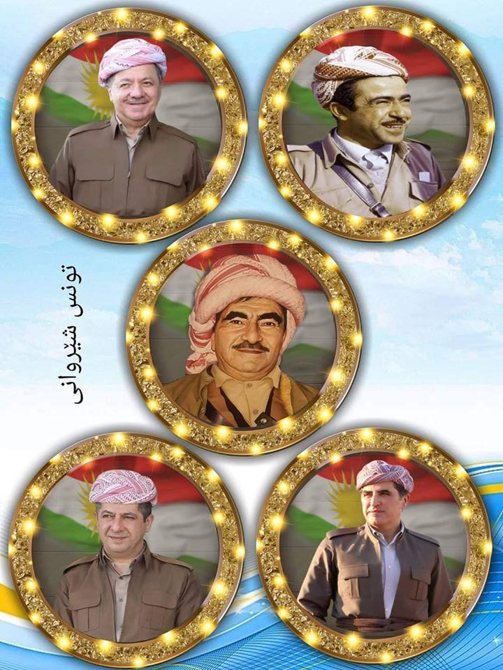 قادة كوردستان يقدمون التهنئة الى شعبنا سورايا  بمناسبة رأس السنة البابلية الأشورية الجديدة وأعياد أكيتو