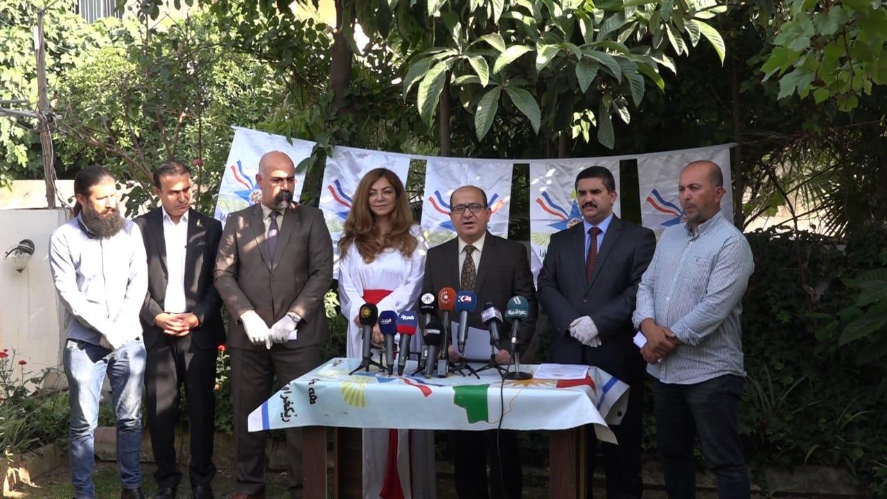 شبكة مكونات كوردستان تصدر بيان حول حقوق الأقليات وتطالب بضمان حقوقهم
