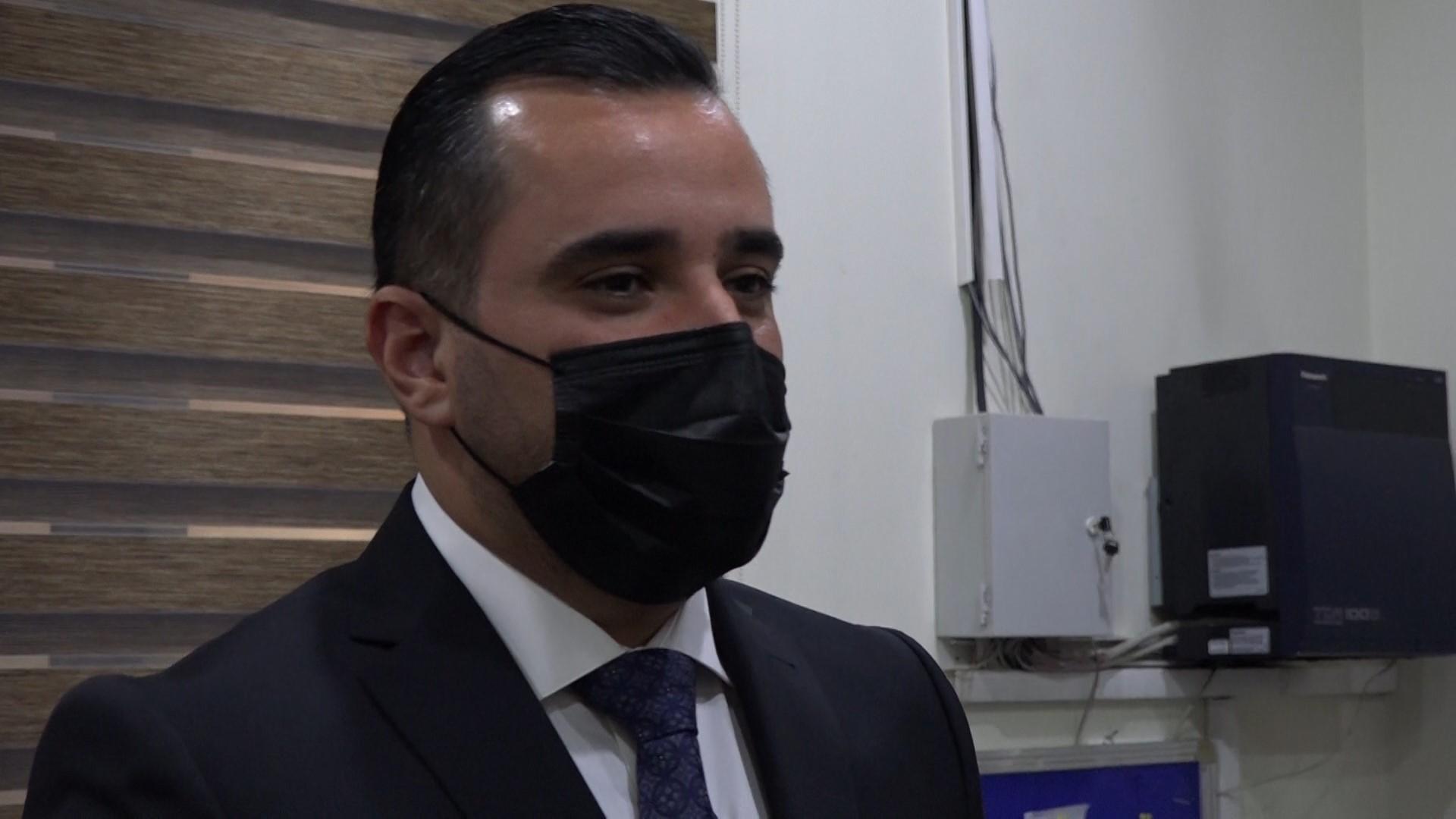 إنتخاب المحامي رامي نوري عوديش مديرا لناحية عنكاوا