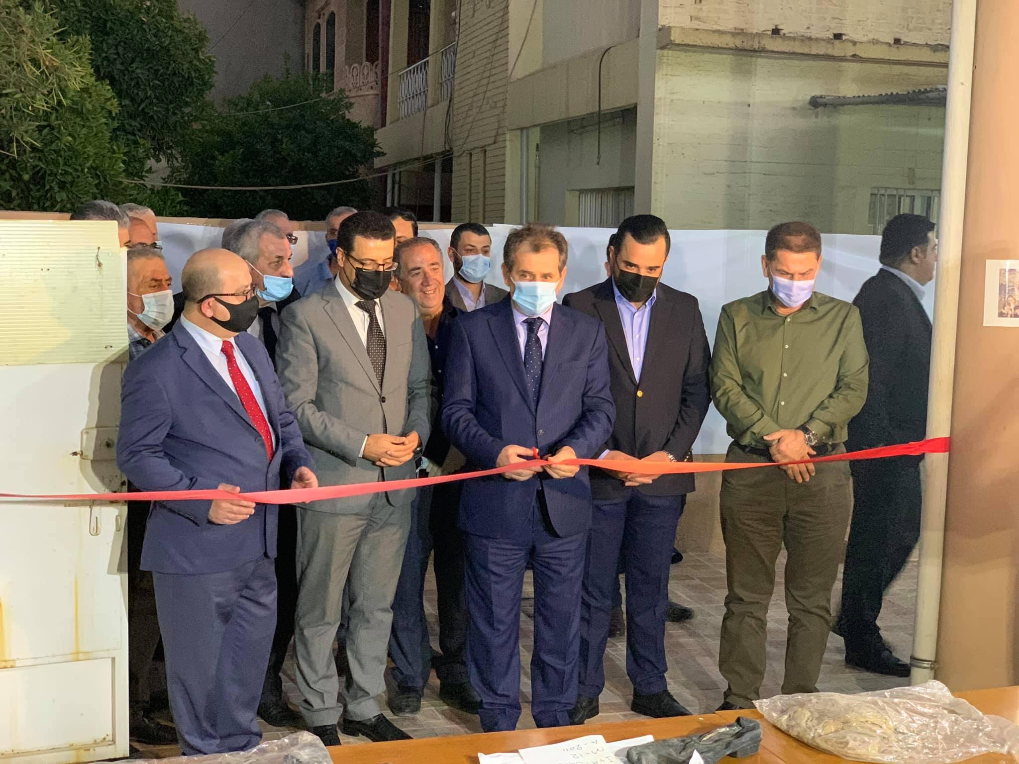 سورايا تحيي شهداء صوريا في عنكاوا